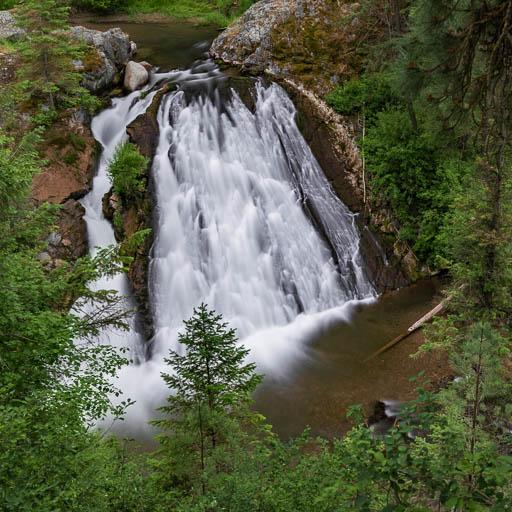 Douglas Falls, Washington