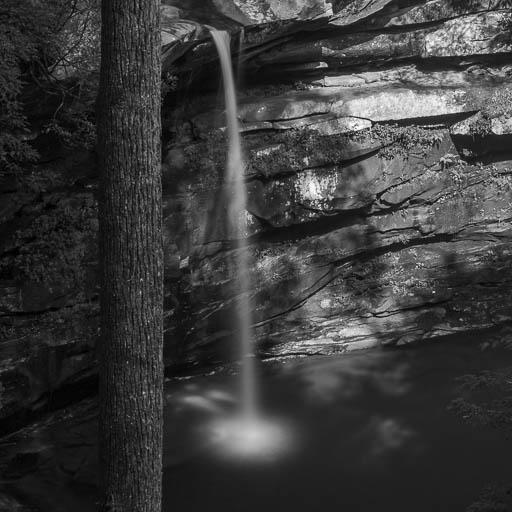 Flat Lick Falls, Kentucky