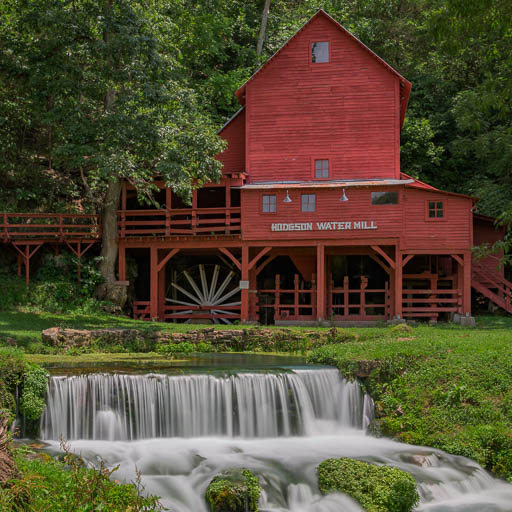 Hodgson Mill in Southern Missouri