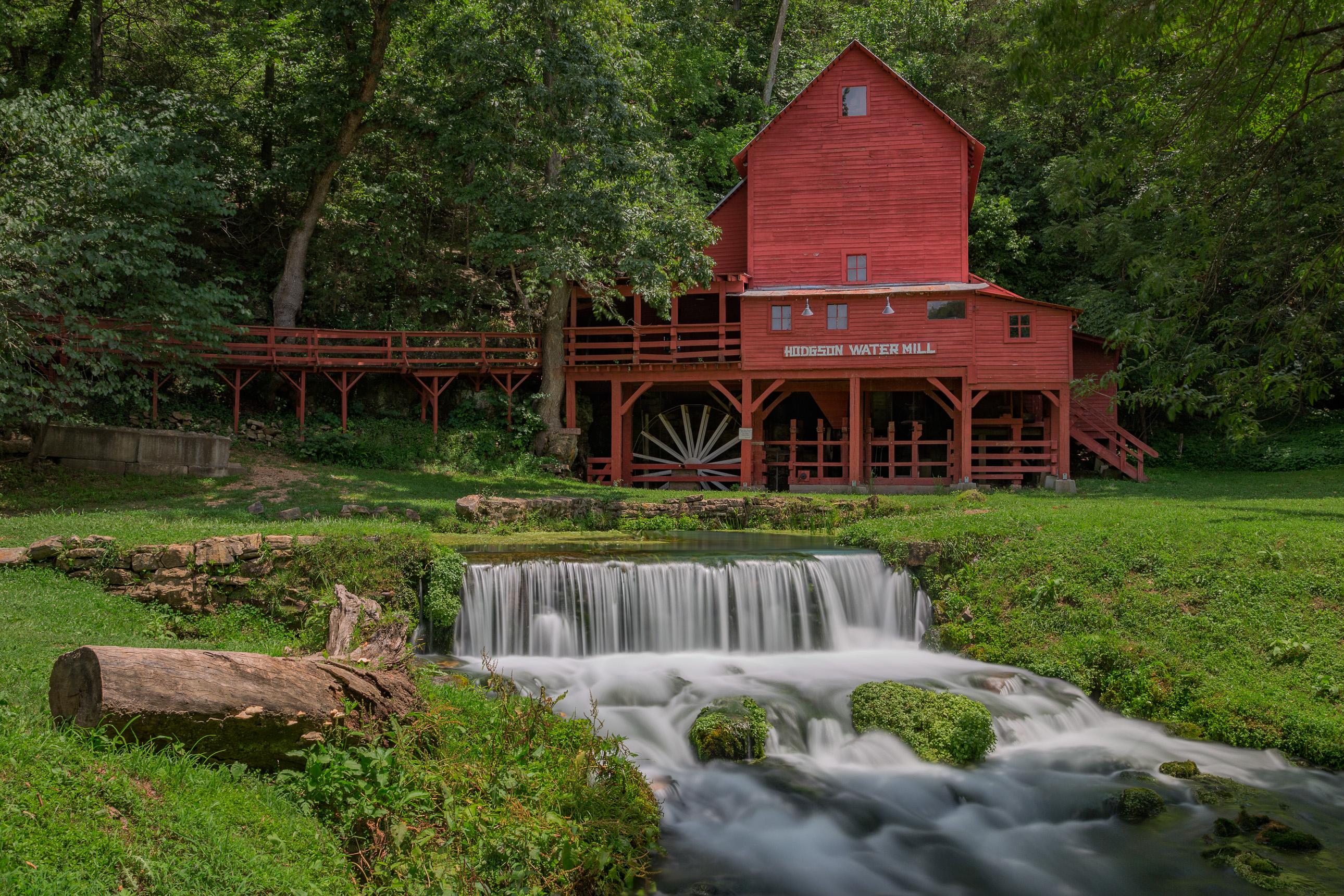 Hodgson Mill in Southern Missouri
