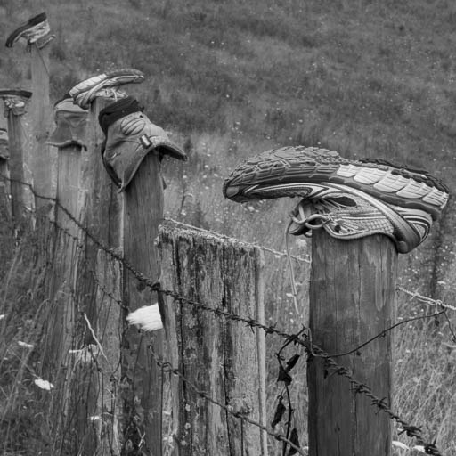 Shoe Fence in Ohio