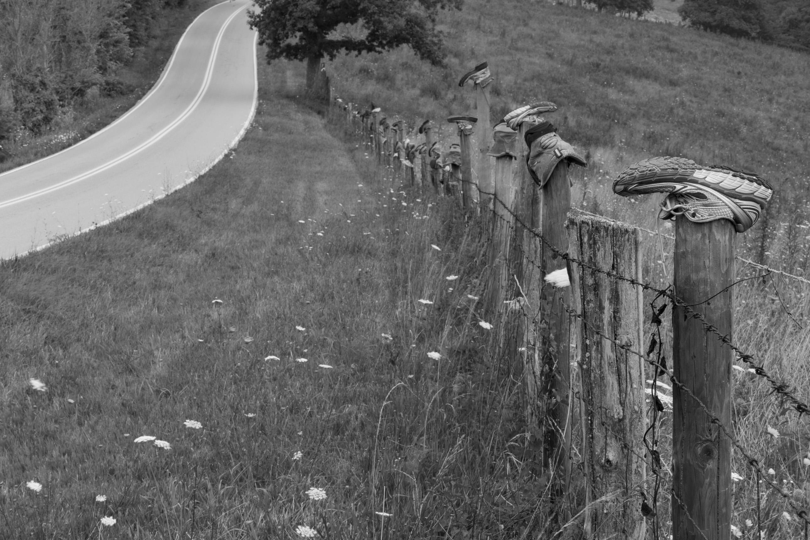 Shoe Fence in Ohio