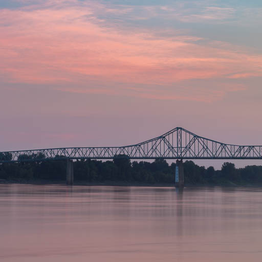 Cairo Mississippi River Bridge