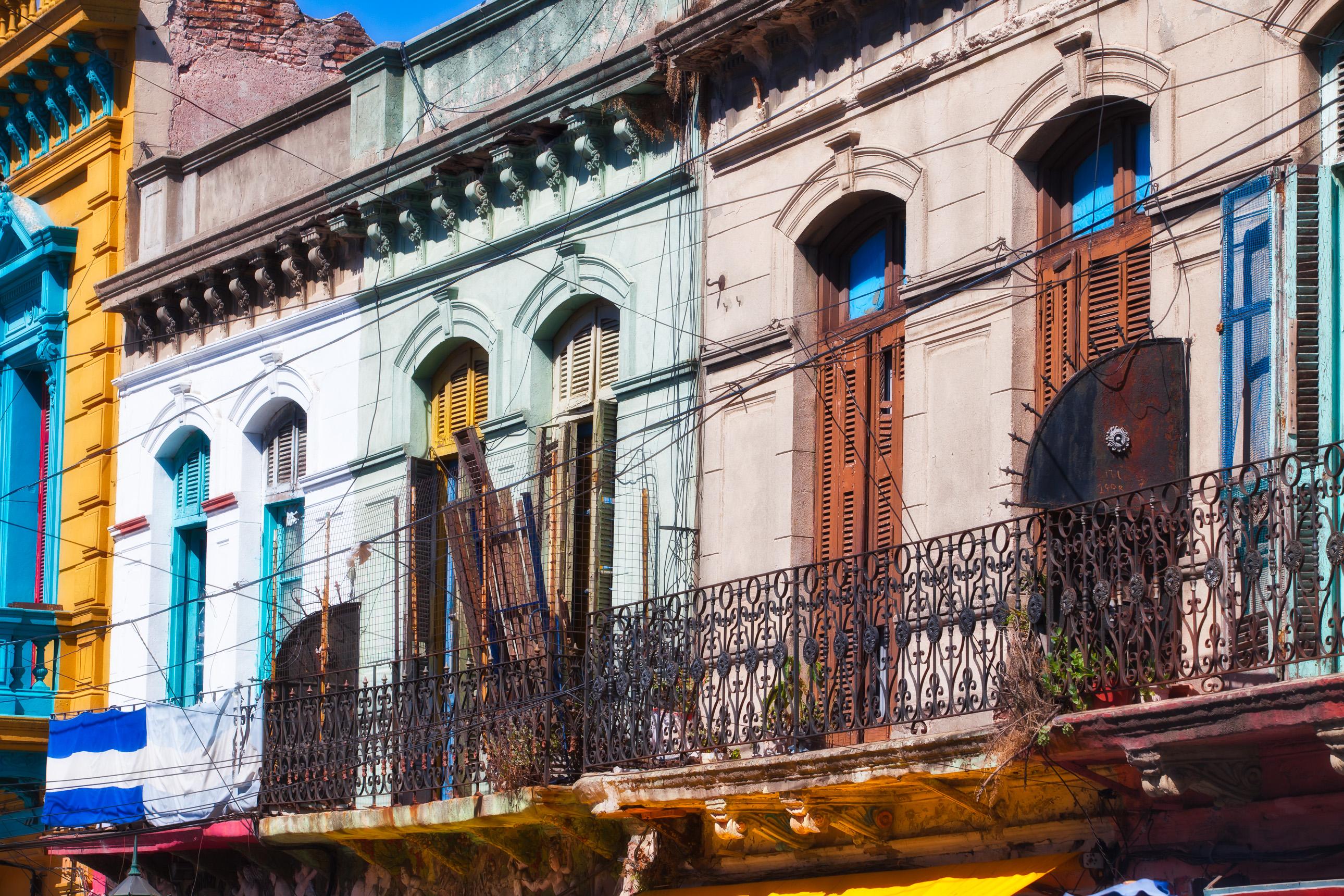 Apartments in La Boca Buenos Aires
