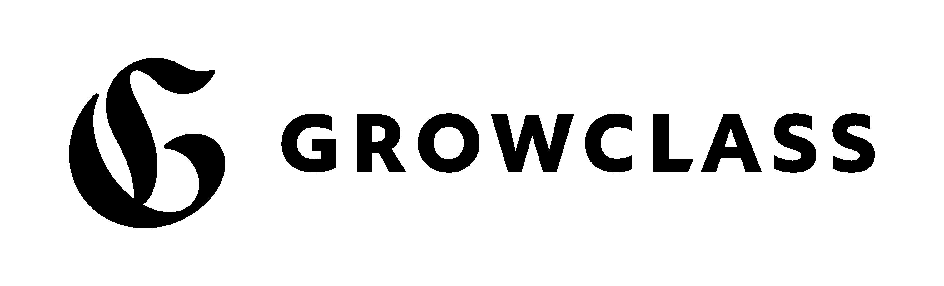 Growclass logo.