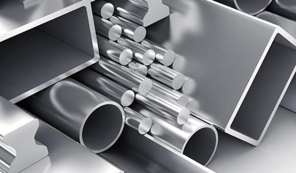 Aluminium Extrusionsteile