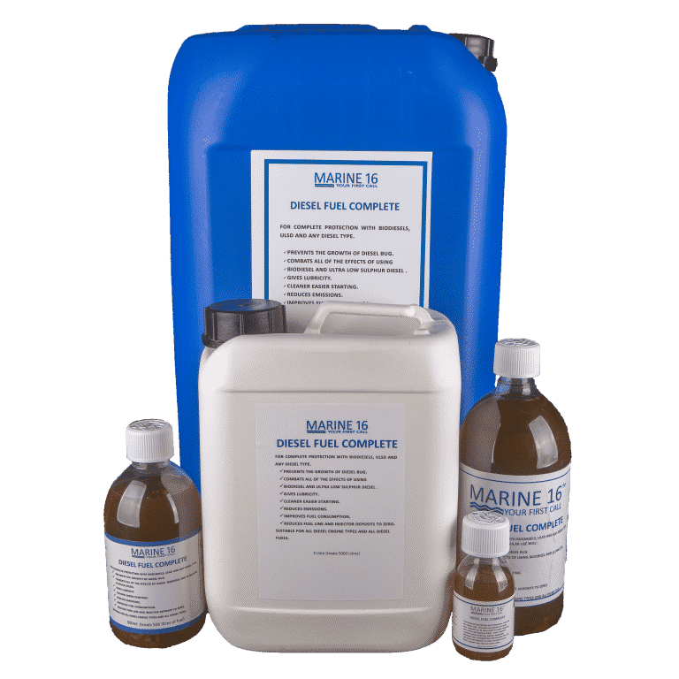 Fuel Treatments by Marine 16