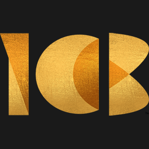 Gold foil One Complete Business 1CB logo