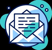 Icône email MerciYanis