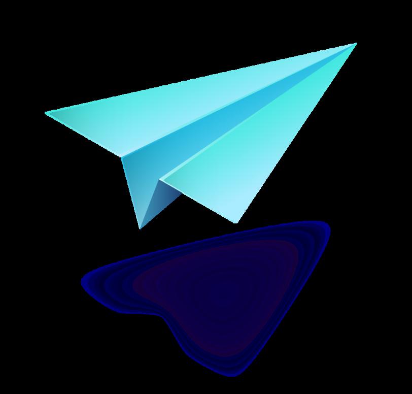 Icône envoi