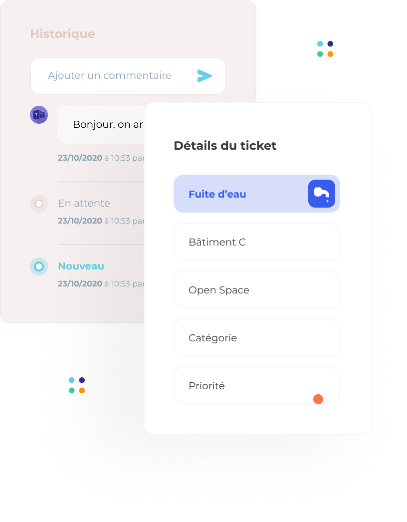 Application, plateforme de ticketing intuitif MerciYanis
