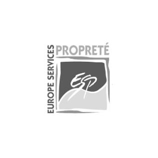 logo europe services propreté