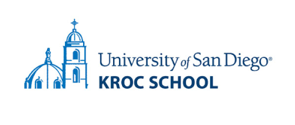 University of San Diego Kroc School Logo