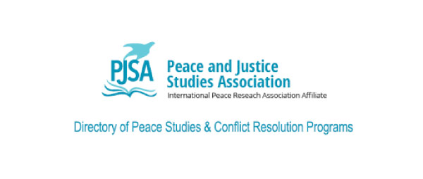 Peace and Justice Student Association Logo