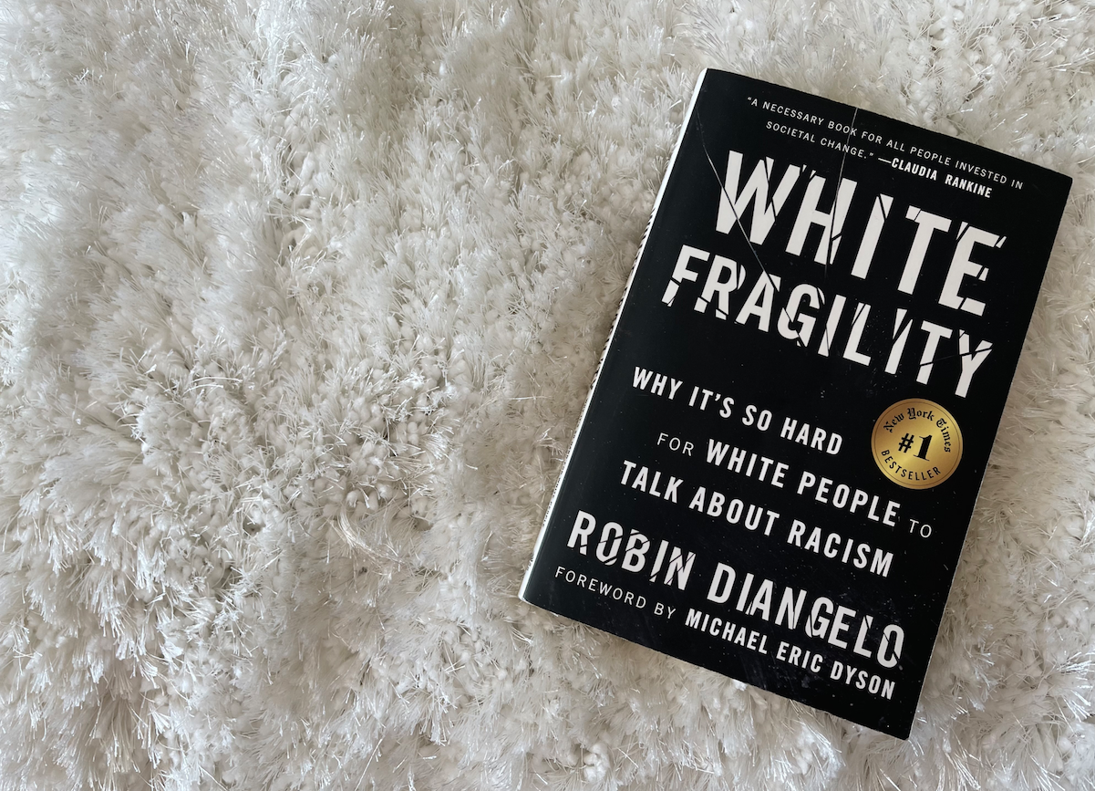 Are you White and Fragile, just like me?