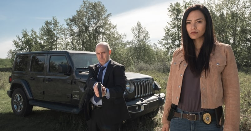 Vancouver actor tackles ugly role in APTN police procedural Tribal
