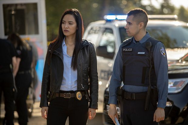 Tribal is a First Nations crime drama as pugnacious as a slap in the face
