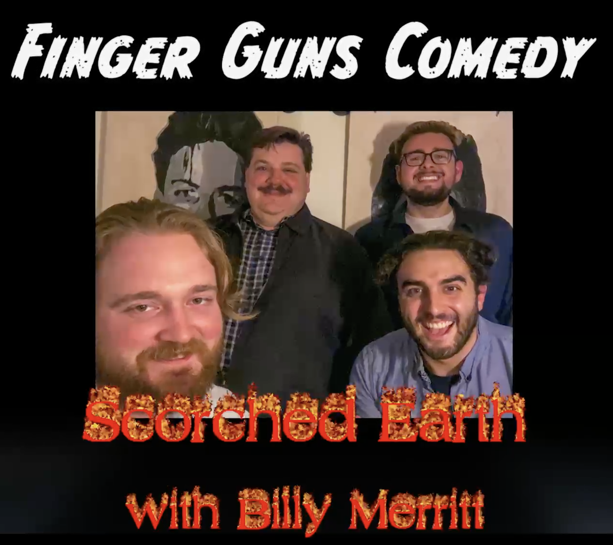 Ep 114: Scorched Earth W/ Billy Merritt