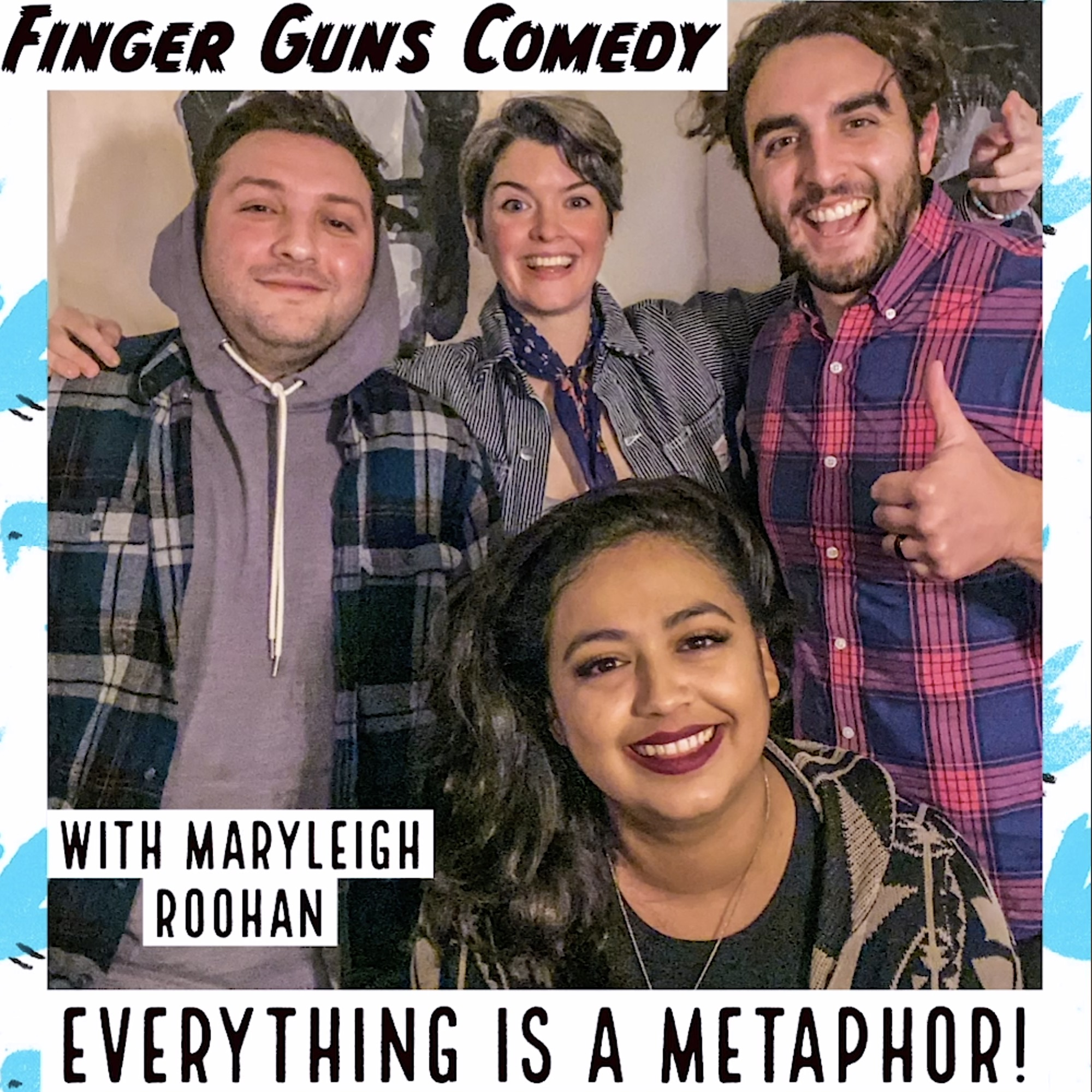 Ep 115: Everything Is A Metaphor With MaryLeigh Roohan