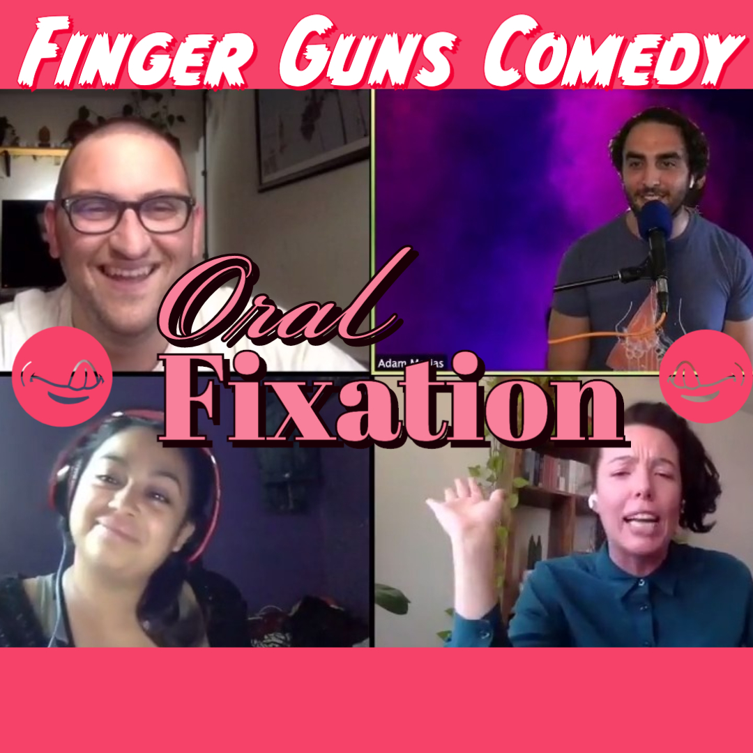 Ep 119: Oral Fixation With Ryan Rosenberg, Katie Dahlson, and Jordan Wilson
