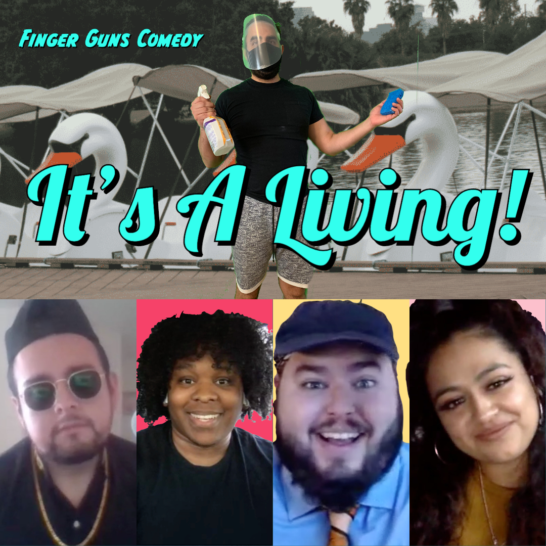 Ep 131: It's A Living!