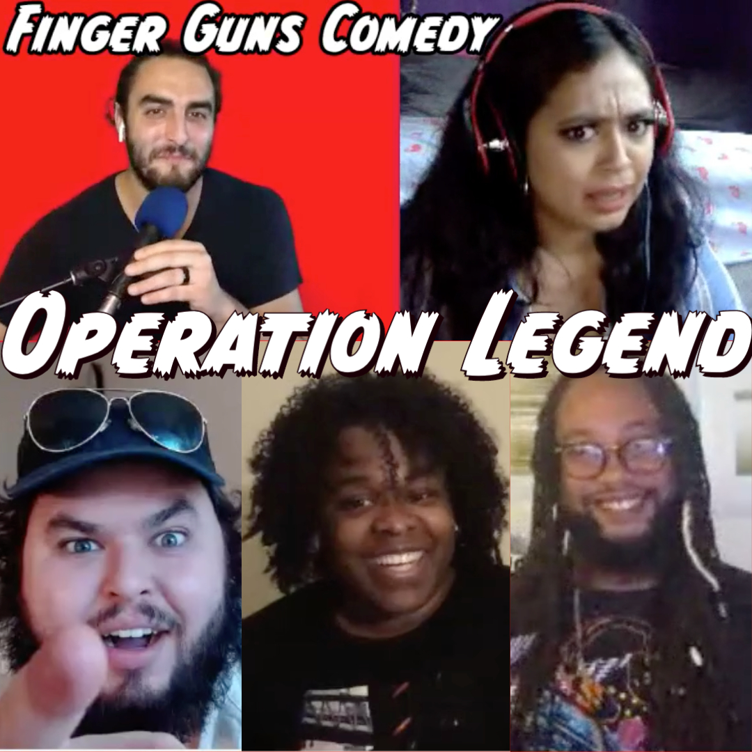 "Ep 130: Operation Legend with Pierre ""DaGreat"" Williams and Ezra Parter!"