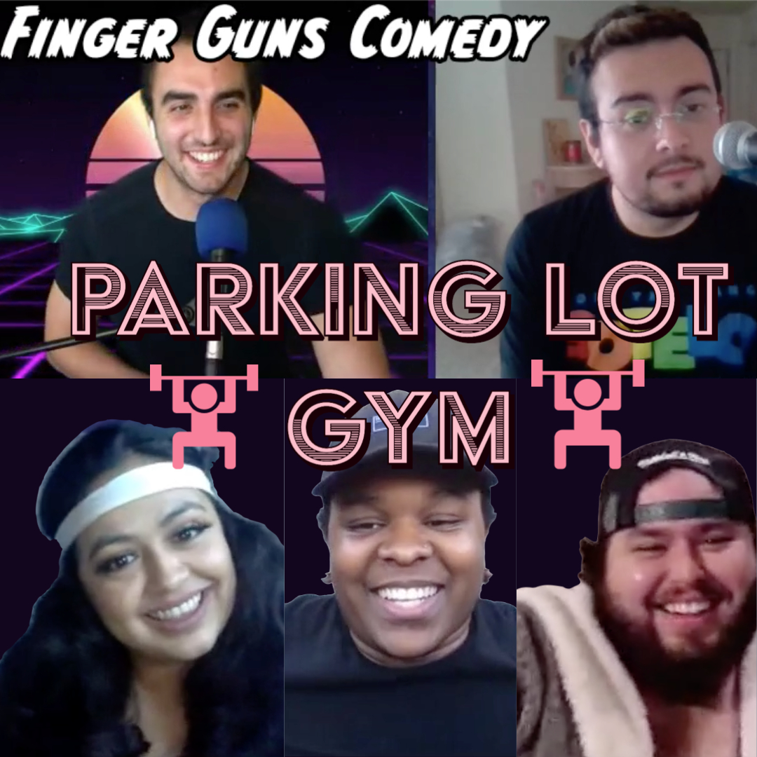 Ep 132: Parking Lot Gym!