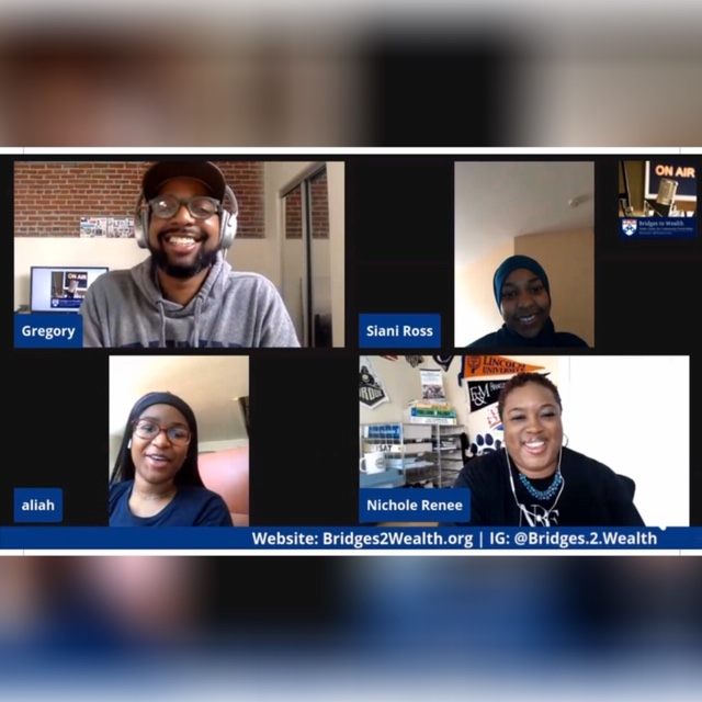 We are currently living in a crazy world right now! Everybody has been affected in some way by the current pandemic that is going on. I, along with B2W Bridges To Entrepreneurship Program students and mentors Aliah Harris, Siani Ross, and Justin Glover got a chance to speak with Nichole Renee, M.Ed., author and College Planning Specialist, about how this pandemic is currently affecting Seniors in High School and how they can navigate this challenging time and make sure they stay on track to go to college.