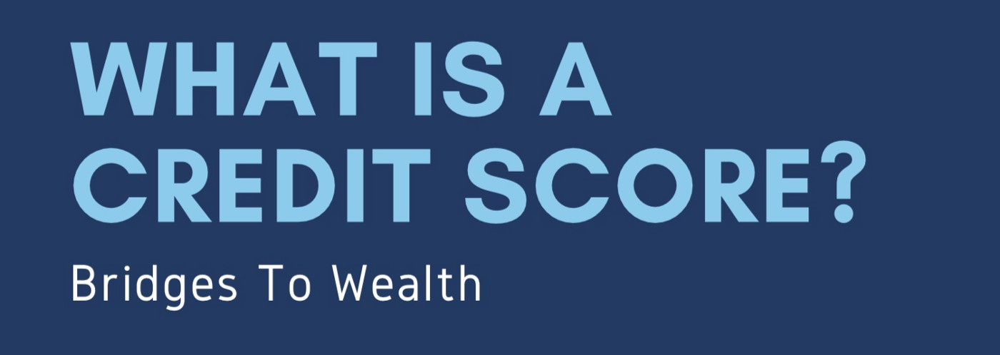 Credit Scores help define your reliability in the loans process. Whether you're looking for a loan to kick-start your business, or refinance your mortgage, understanding your credit score is imperative!
