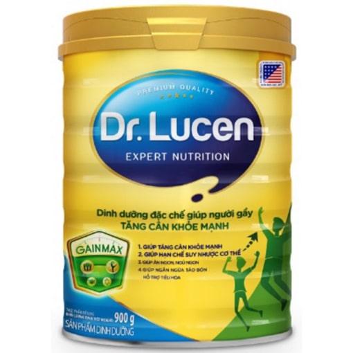 Sữa tăng cân Nutifood Dr. Lucen GainMax