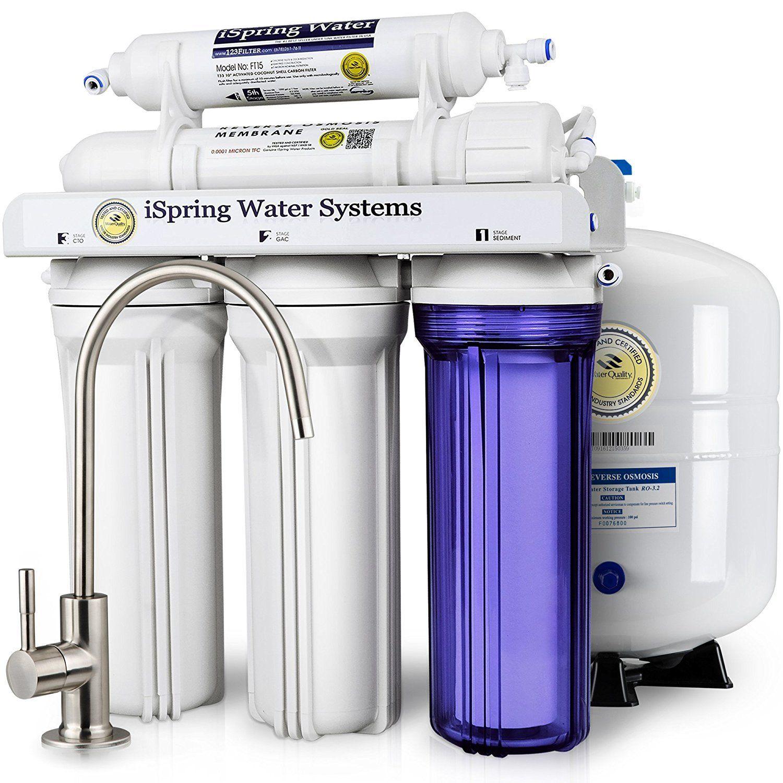 iSpring Undersink Water Filter