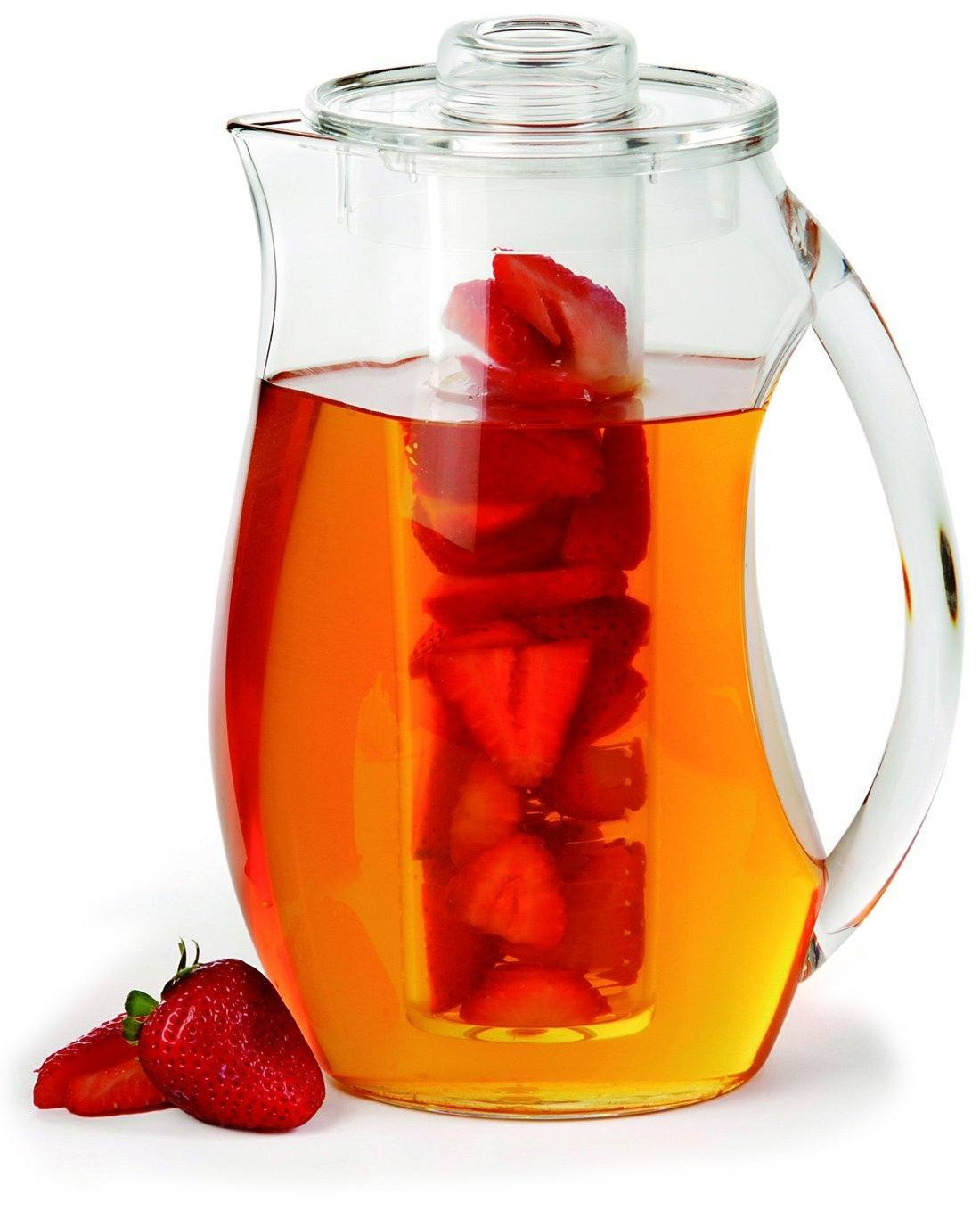 Chefs INSPIRATIONS Fruit Infusion Water Pitcher