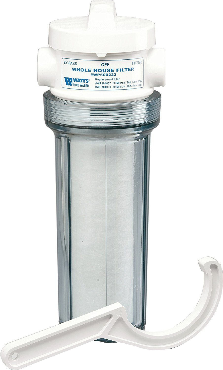 Watts Whole Home Water Filter