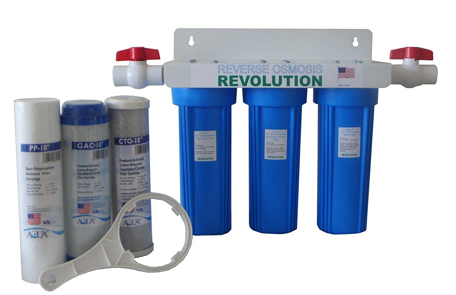 Reverse Osmosis Revolution - Best Whole House Water Filter