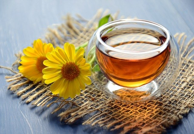 cup of tea with honey one of the best tea for sore throat