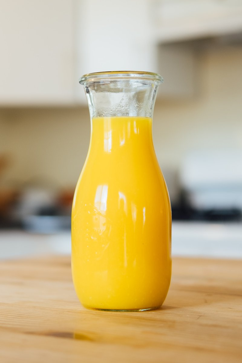 orange juice great drink for a vitamin d