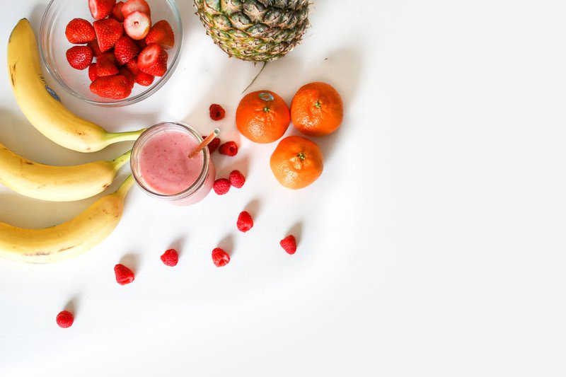 A Photo Of A Fresh Fruit Smoothie