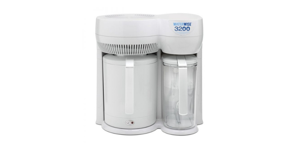 A Photo Of A Waterwise 3200 Water Distiller