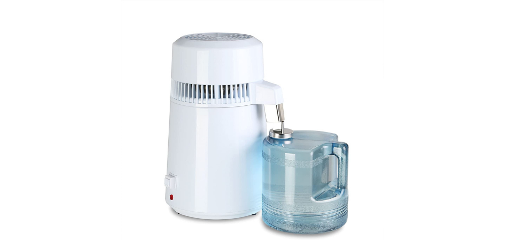 A Photo Of A CNCShop Water Distiller