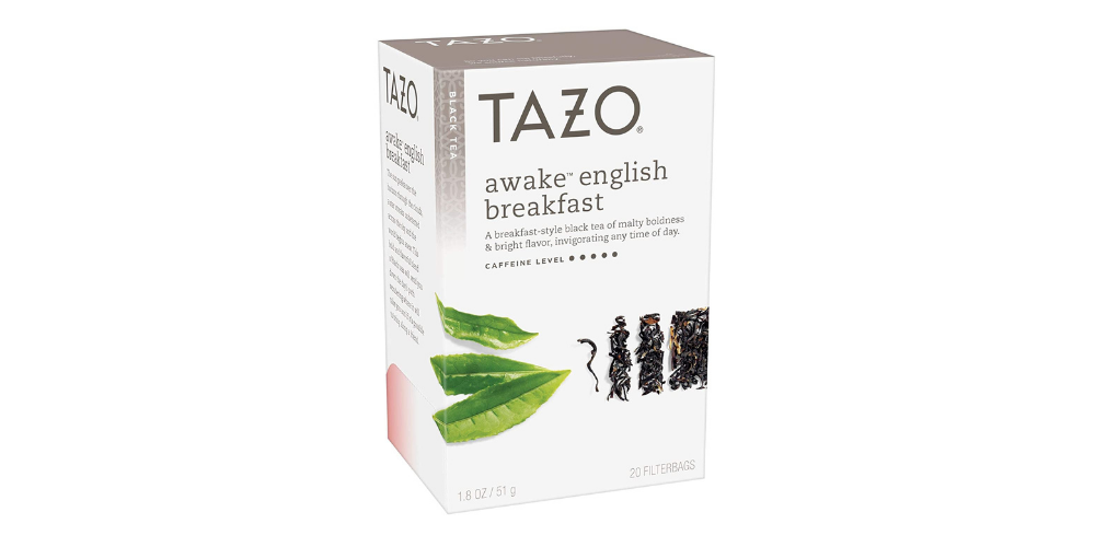 A Photo Of Tazo Tea