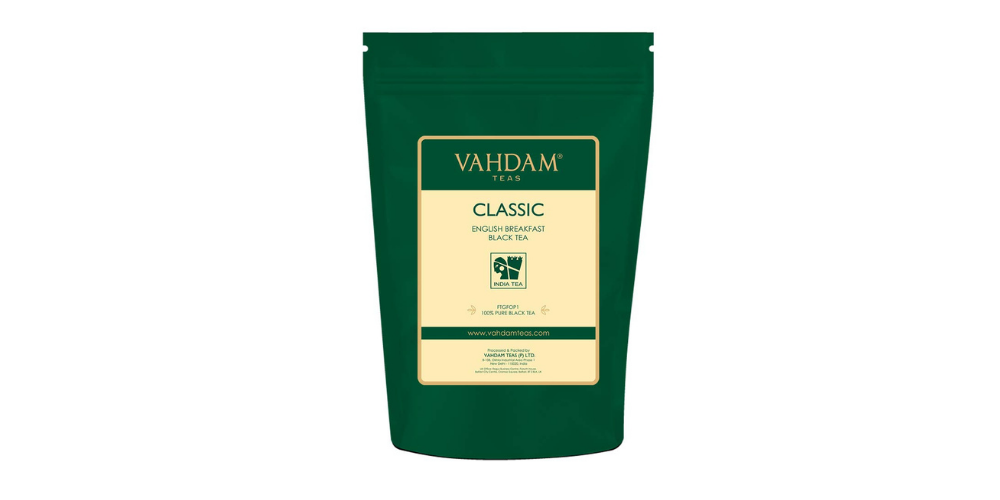 A Photo Of Vahdam Tea