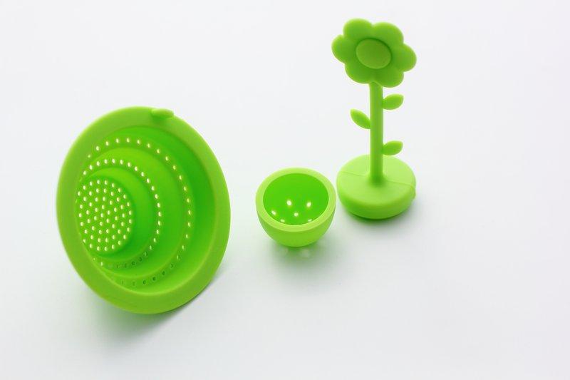 Cute Silicone Tea Infusers