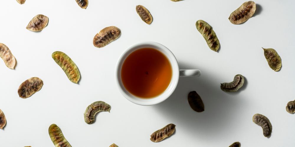 A Cup Of Senna Tea