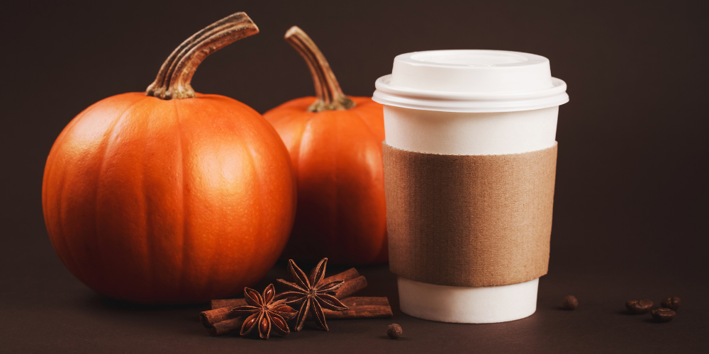 A Photo Of Pumpkin Spice Latte