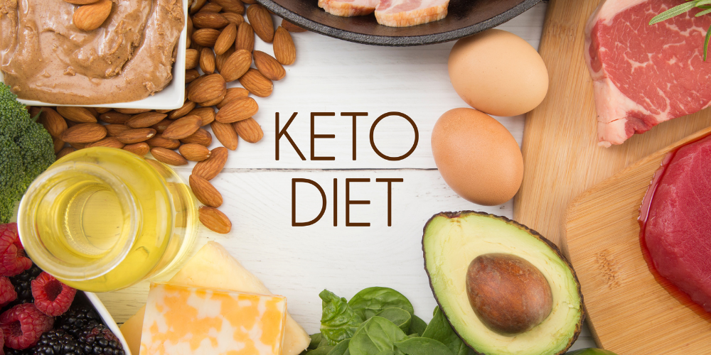 A Photo Of Food Perfect For Keto Diet