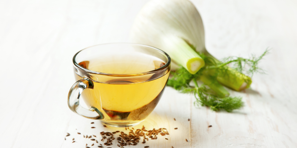 A Photo Of Fennel Tea