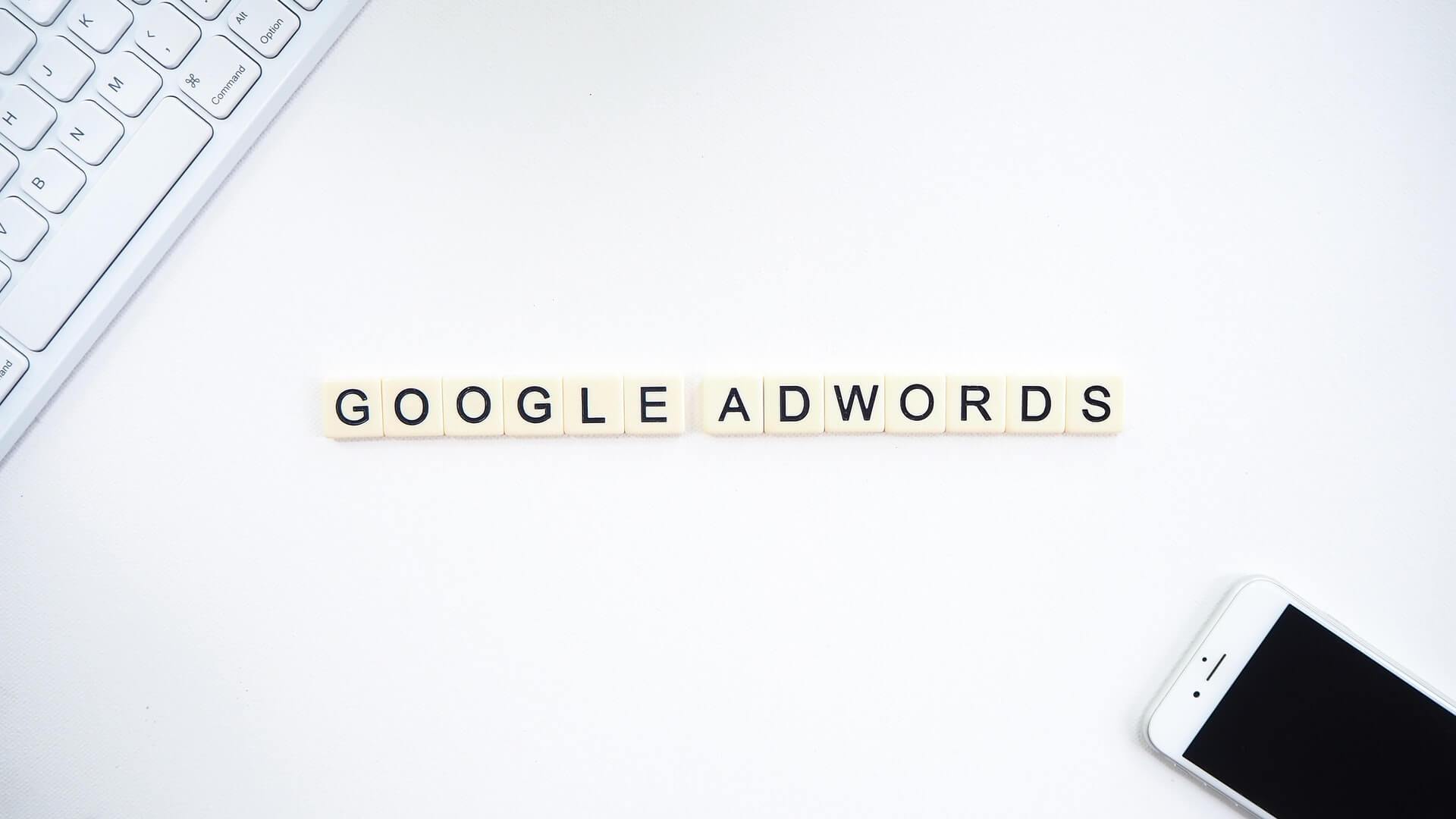 Ggoogle adwords text
