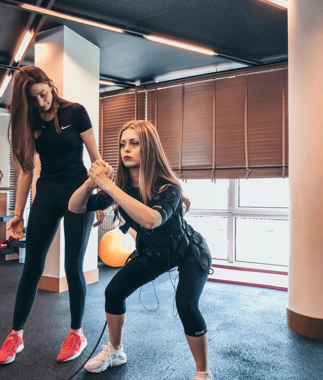 girls train