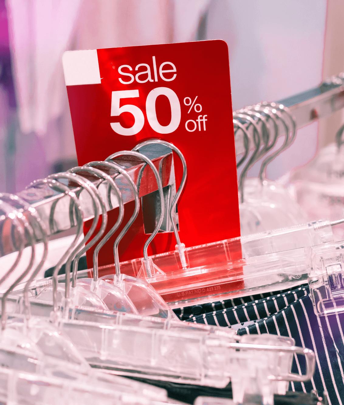 50% discount