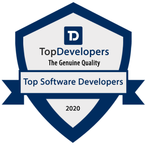 Top Developers Badge,  top software developers USA